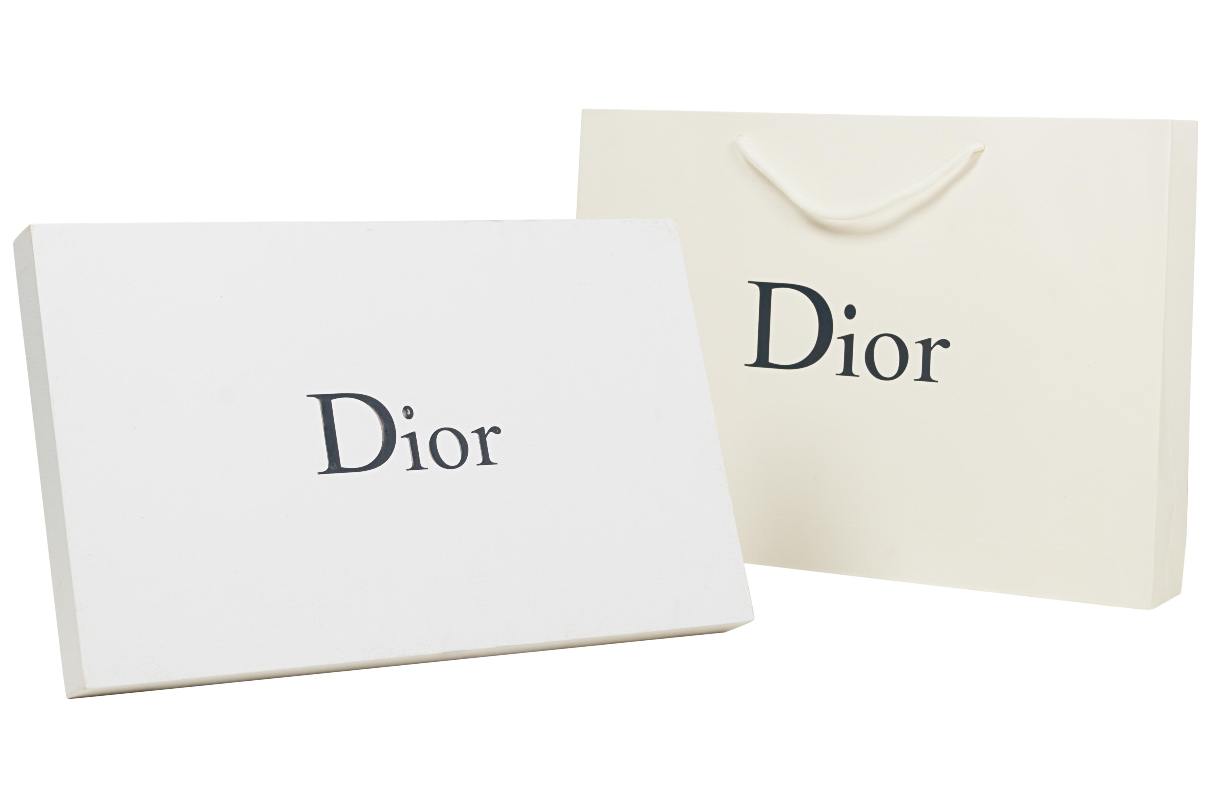 Коробка Dior