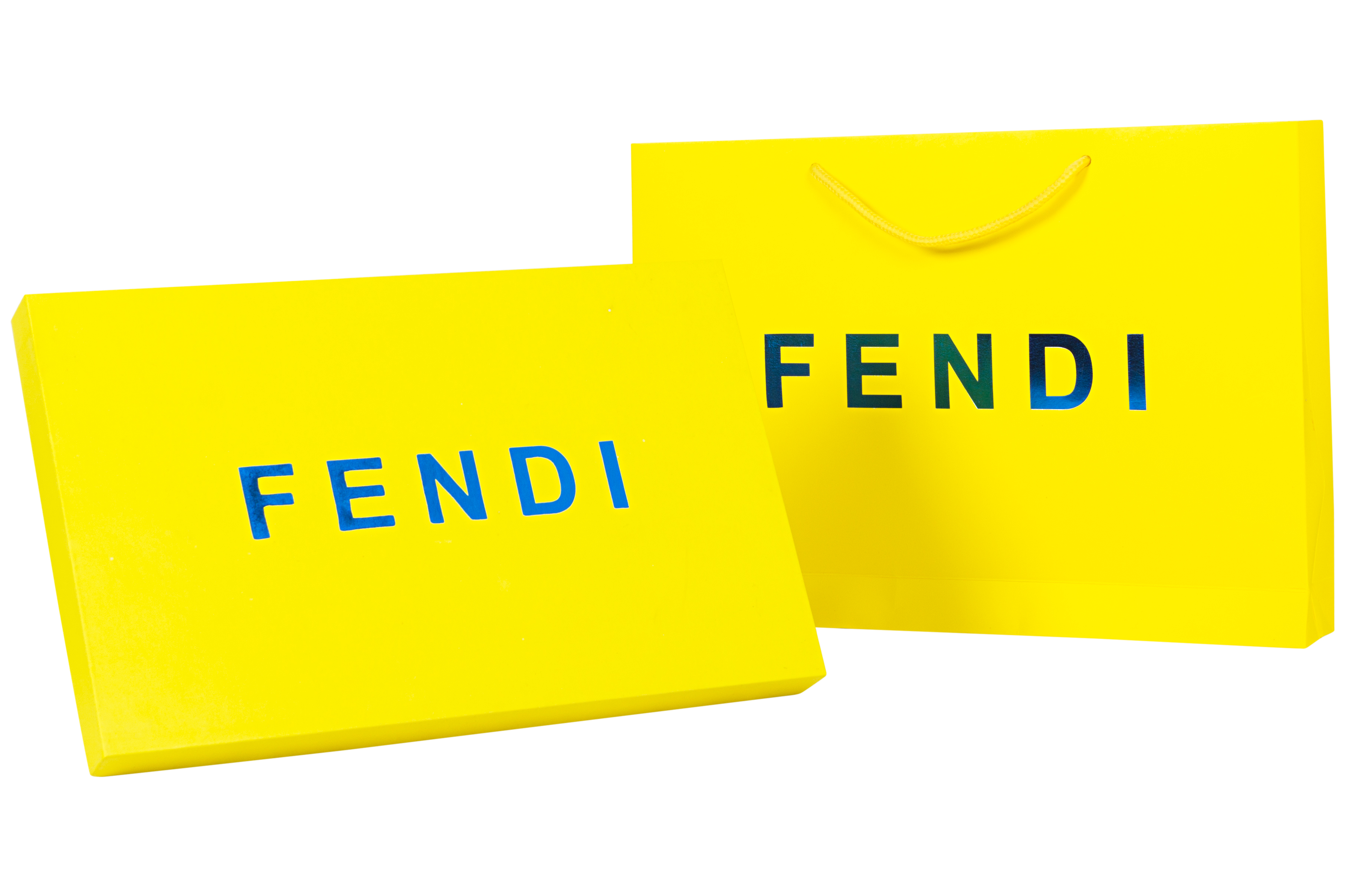 Коробка Fendi